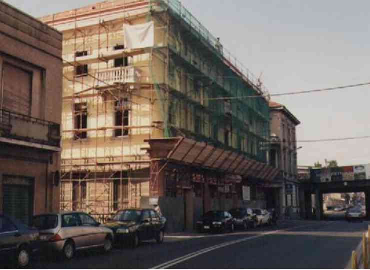 Gallarate - Via Carducci